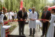 U Milićima otvoreni specijalna hirurška bolnica i porodilište
