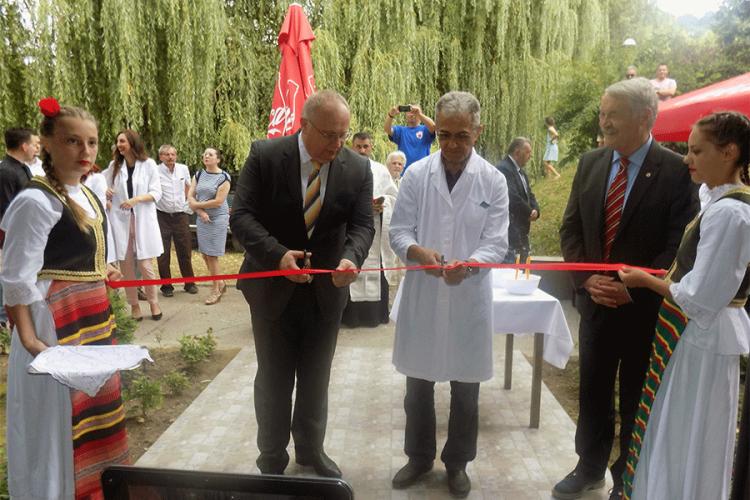Photo of U Milićima otvoreni specijalna hirurška bolnica i porodilište