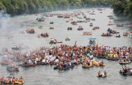 Na ovogodišnjoj Drinskoj regati učestvuje više od 20.000 ljudi