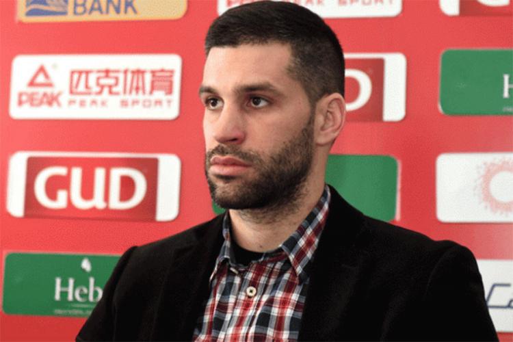Alimpijević novi trener Crvene zvezde