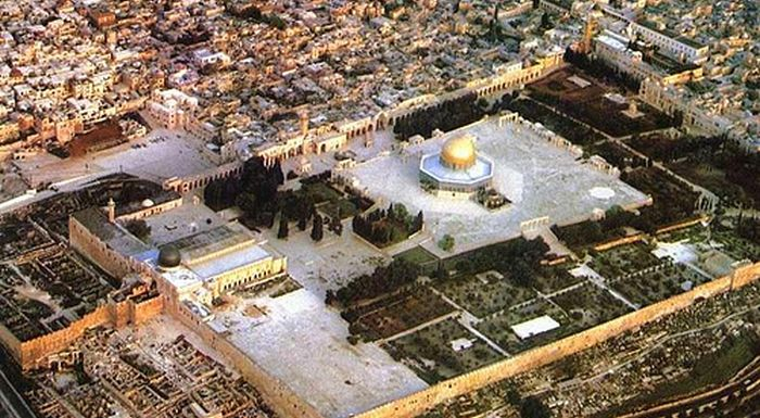 Photo of Jerusalim: Zabranjen ulaz muškarcima mlađim od 50 godina