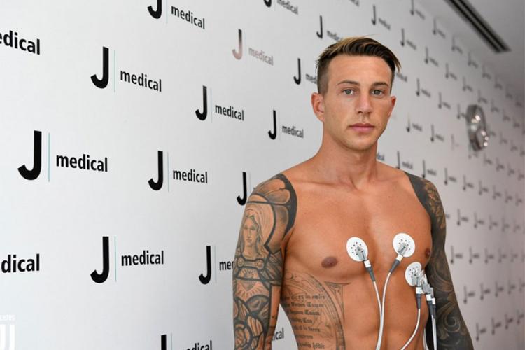 Juventus doveo Bernardekija za 40 miliona evra