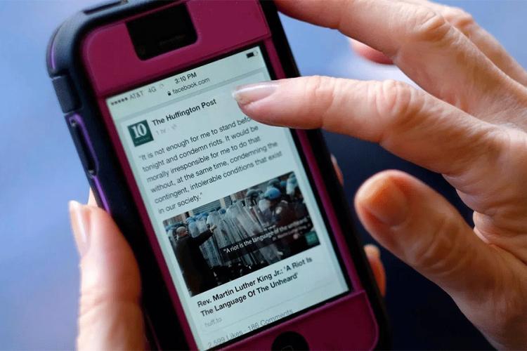 Facebook počinje naplaćivati čitanje vijesti?