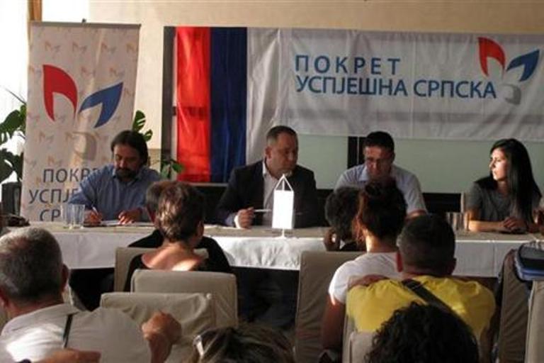 Formiran Inicjativni odbor pokreta