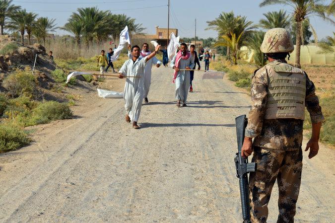 Mosul: Uhapšeno 26 stranih državljana