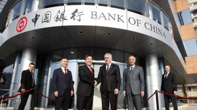 Otvaranje Kineske banke veliki događaj za Srbiju