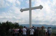 Postavljen Spomen-krst kao znak sjećanja na sve poginule borce Srpske