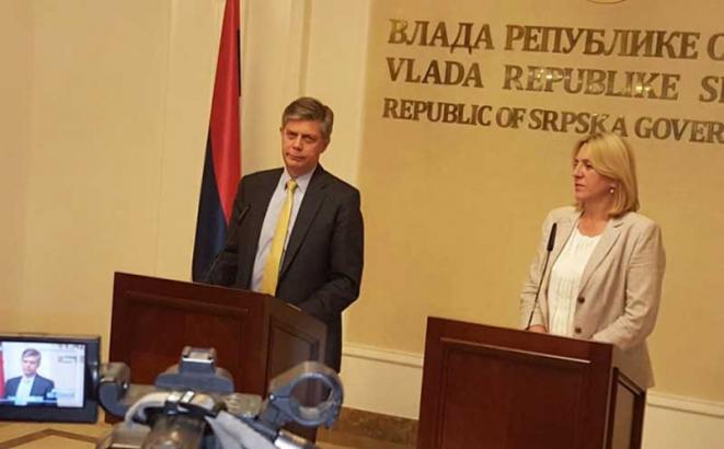 Cvijanović: Uz dijalog riješiti pitanje transportne zajednice