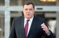 Dodik: Ne čudi me što Brisel ćuti na ustaške parole
