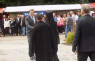 Dodik: Manastir Osovica dokaz postojanja srpskog naroda na ovim prostorima