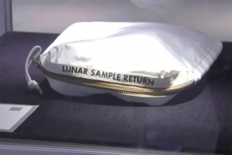 Prašina sa Mjeseca prodata za 1,8 miliona dolara