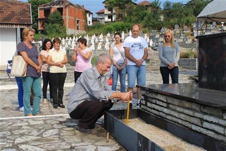 Photo of Obilježeno 25 godina od stradanja Srba u Magašićima