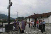 Parastos poginulim Srbima iz Ranče
