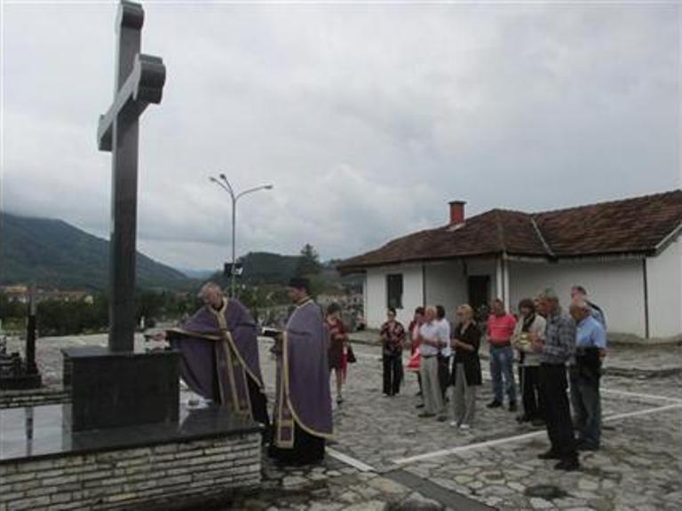 Photo of Parastos poginulim Srbima iz Ranče