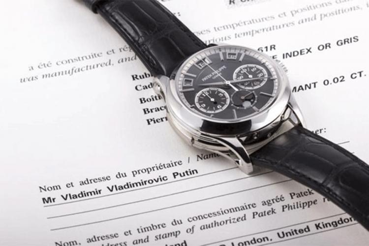 "Photo of ""Putinov sat"" prodat za milion evra, Kremlj žali kupca"