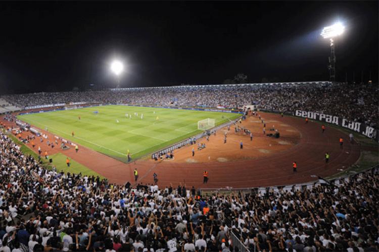 FK Partizan: Ne dozvolite da zatvore stadion