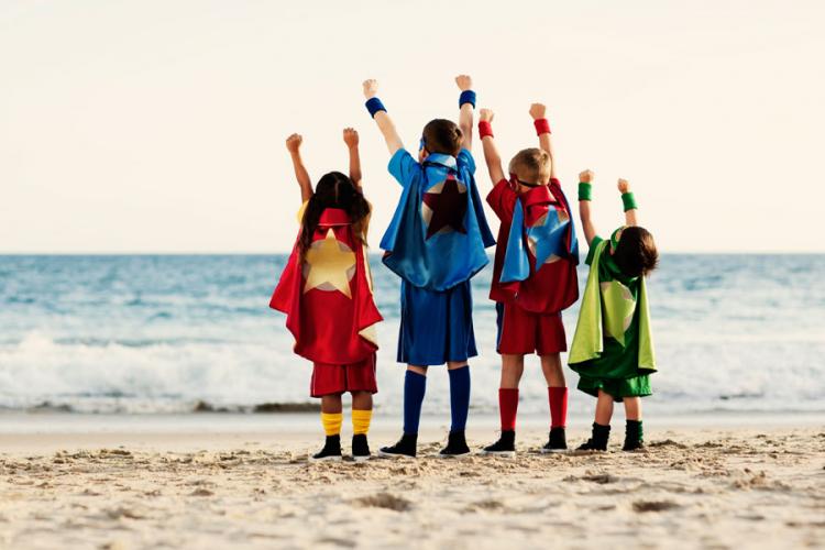 Photo of Zašto djeci trebaju superheroji