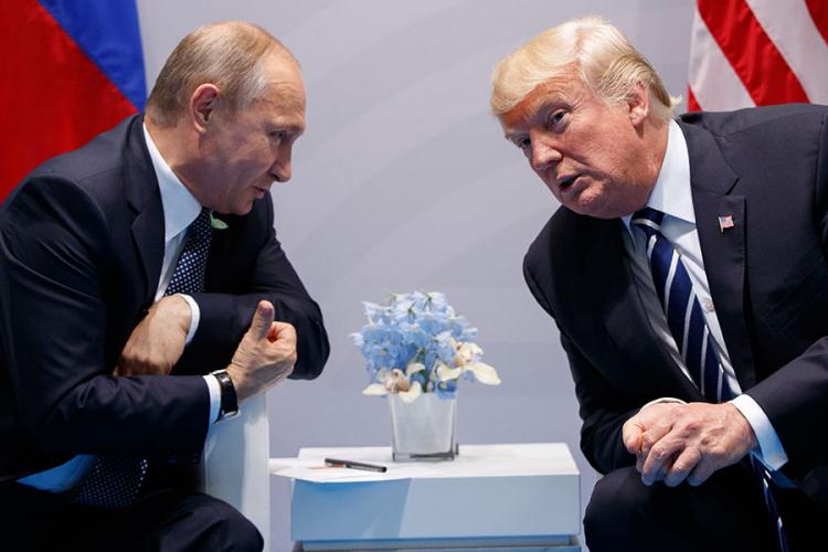 BBC: Da li su Tramp i Putin narušili diplomatski protokol?