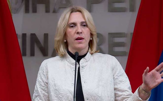 Cvijanović: Treba razgovarati o trasi brzog puta Sarajevo-Beograd
