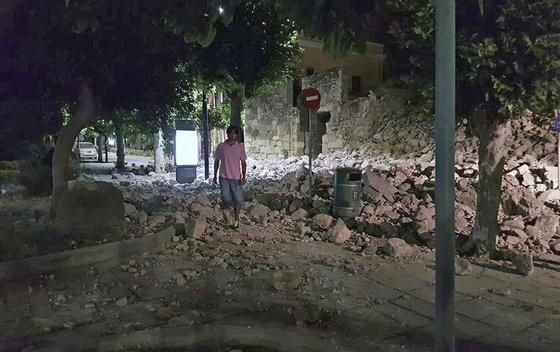 Photo of Nema informacija da su državljani BiH povrijeđeni u zemljotresu
