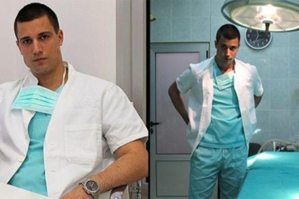 Photo of Beograđanina proglasili najseksi doktorom na svijetu: Imam problema zbog izgleda