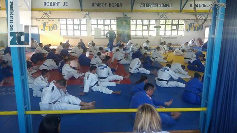 """Photo of Džudo klub """"Srpski Soko"""" na pripremama u Trebinju"""