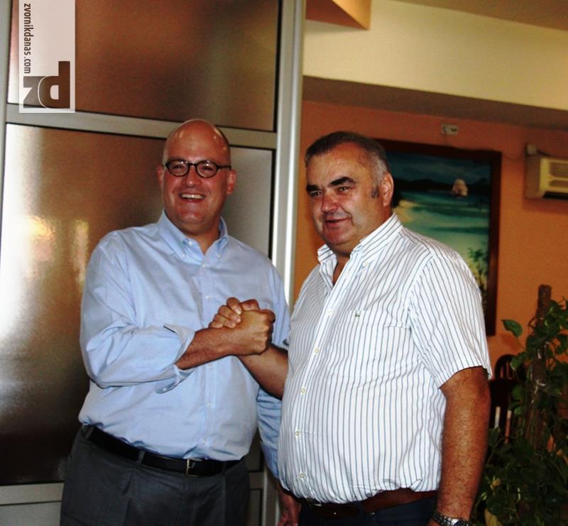 Photo of Mur na oproštajnoj večeri sa Stevanovićem