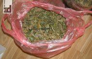 Pronađeno više od 10 kilograma indijske konoplje u Kozluku (foto)