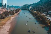 Regata okupila oko 200 plovila sa preko 1.500 učesnika sa obje obale rijeke Drine