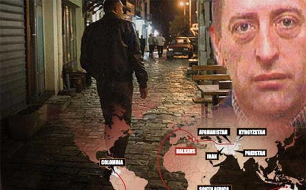 Uhapšen Vaso Ulić, vođa jednog od najvećih svjetskih narkokartela