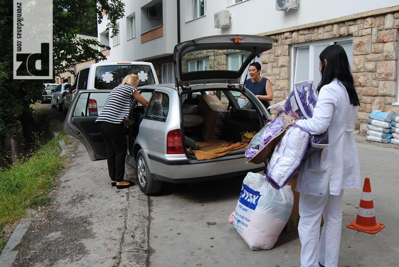 Photo of Pacijenti i građani Zvornika prikupili donaciju za hirurško odjeljenje Opšte bolnice