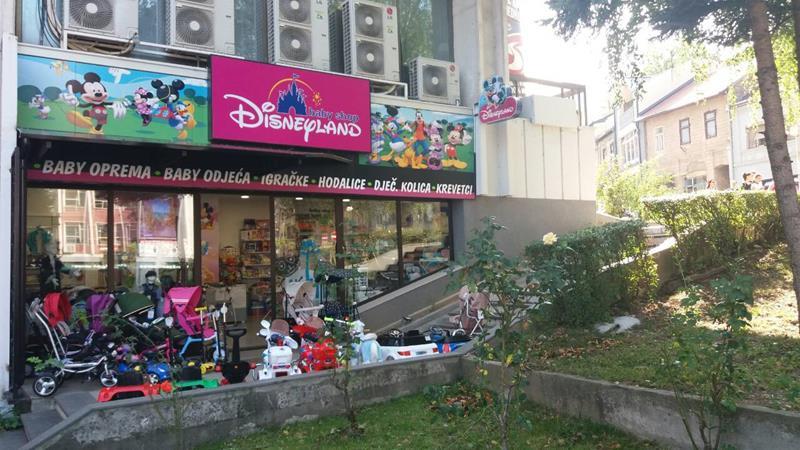 Photo of Baby shop Disneyland slavi prvi rođendan, proslavite rođendan sa nama uz poklone i iznenađenja