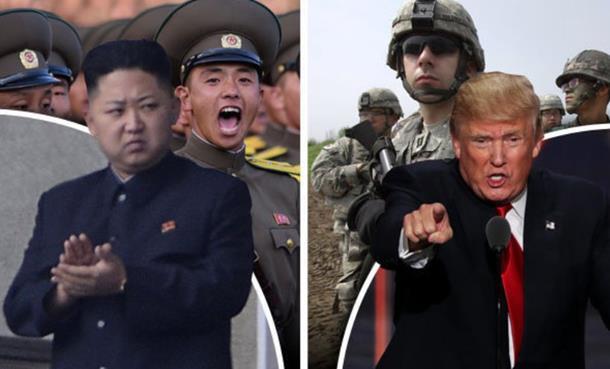 Photo of Igra živaca SAD i Sjeverne Koreje