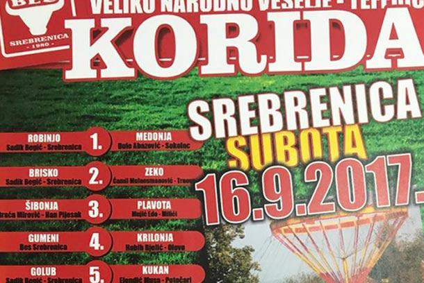 Photo of Na tradicionalnoj koridi u Srebrenici najbolji bikove iz regije i šire