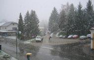 Na Romaniji pao prvi snijeg