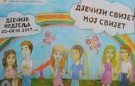 """Od 2. do 6. oktobra """"Naša radost"""" obilježava Dječiju nedelju"""