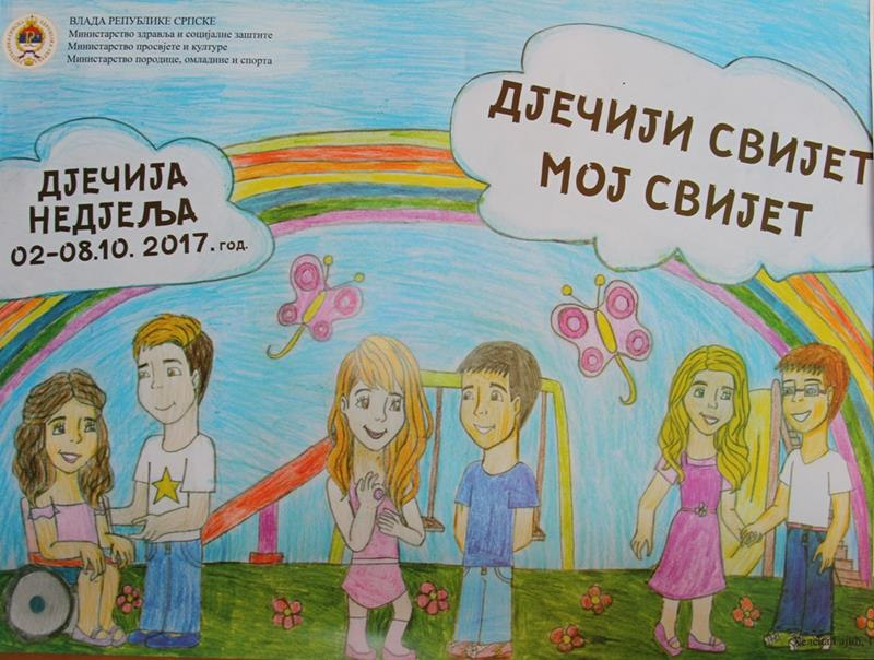 "Photo of Od 2. do 6. oktobra ""Naša radost"" obilježava Dječiju nedelju"