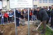 Počela izgradnja fiskulturne sale za područnu školu u Križevićima