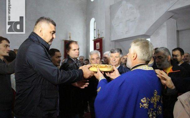 Počelo obilježavanje krsne slave Sabornog hrama