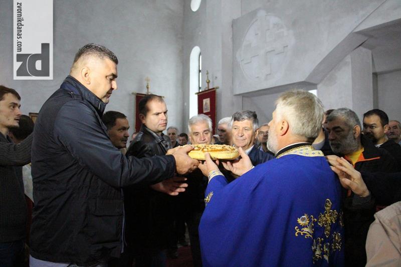 Photo of Počelo obilježavanje krsne slave Sabornog hrama