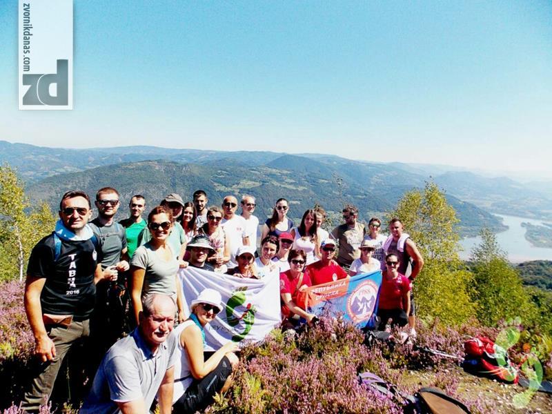 """Photo of Planinarski pohod  povodom godišnjice PEU """"Korak"""""""