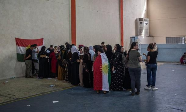 Photo of Slavlje na ulicama Kurdistana nakon referenduma o nezavisnosti