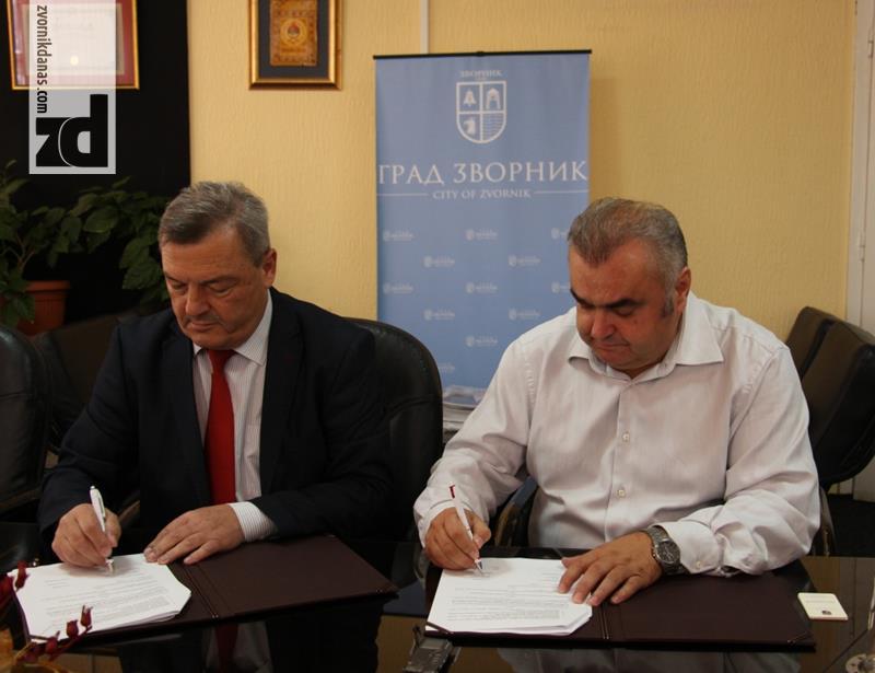 Photo of Stevanović i Krčmar potpisali Protokol o saradnji
