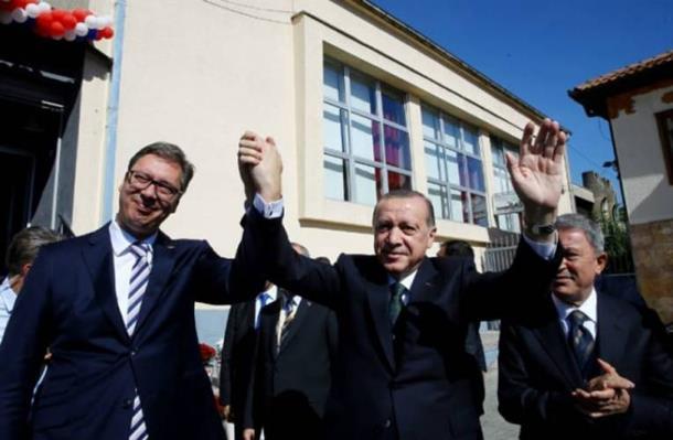 Photo of Vučić – Erdogan : Autoput Beograd-Sarajevo preko Zvornika?