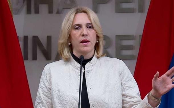 Photo of Cvijanović: Poštovanje dejtonskog Ustava osnov funkcionisanja BiH