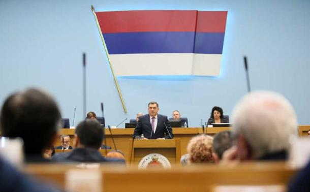 Photo of Dodik: Garantujem, nezavisna Srpska će nam pasti u krilo kao zrela jabuka