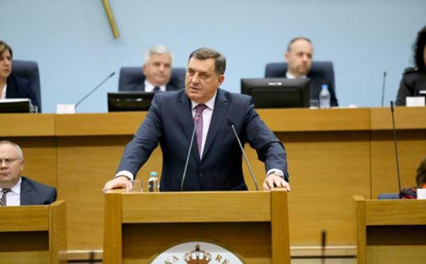 Dodik: Za Srpsku najbolje jedinstvo svih partija
