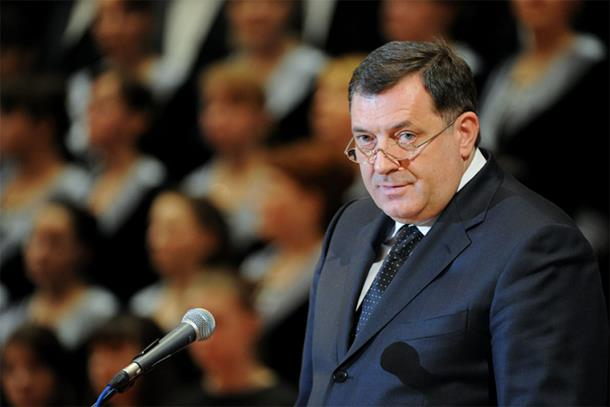 Dodik poručio da će u Sarajevu štititi Srpsku