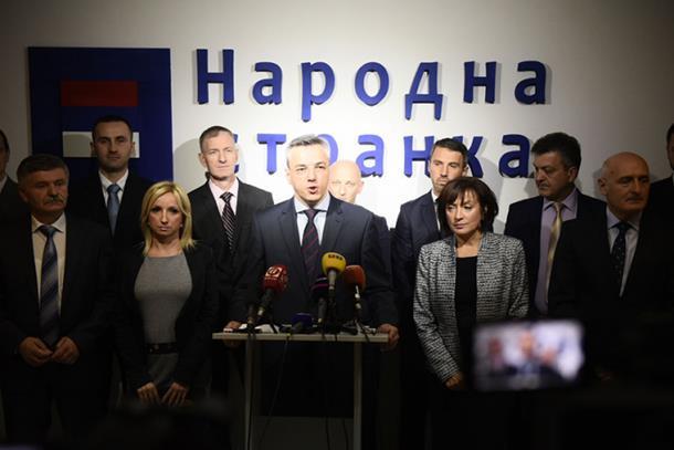 Za pola godine četiri nove partije u BiH