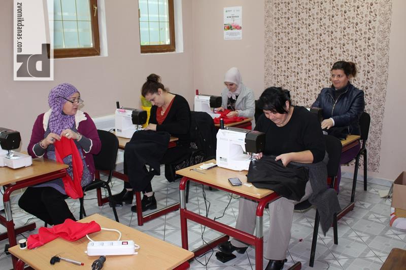 Photo of Nove vještine i znanja – kurs šivenja za žene u Zvorniku